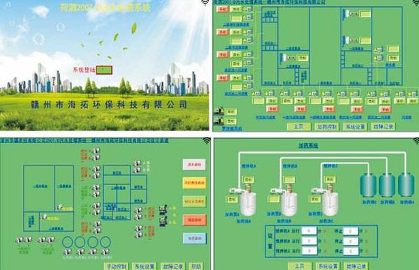 智能云端自动控制系统